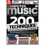 Computer Music Magazine Cover Image