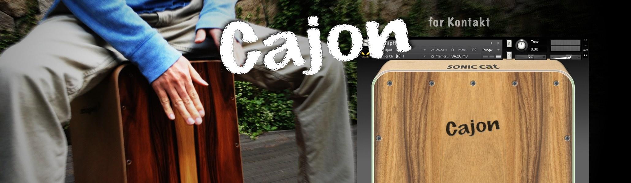 Cajon Title Image