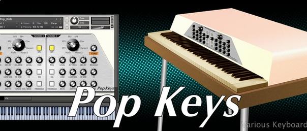 Pop Keys